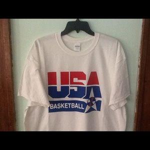 USA Basketball Retro Jordan T-shirt